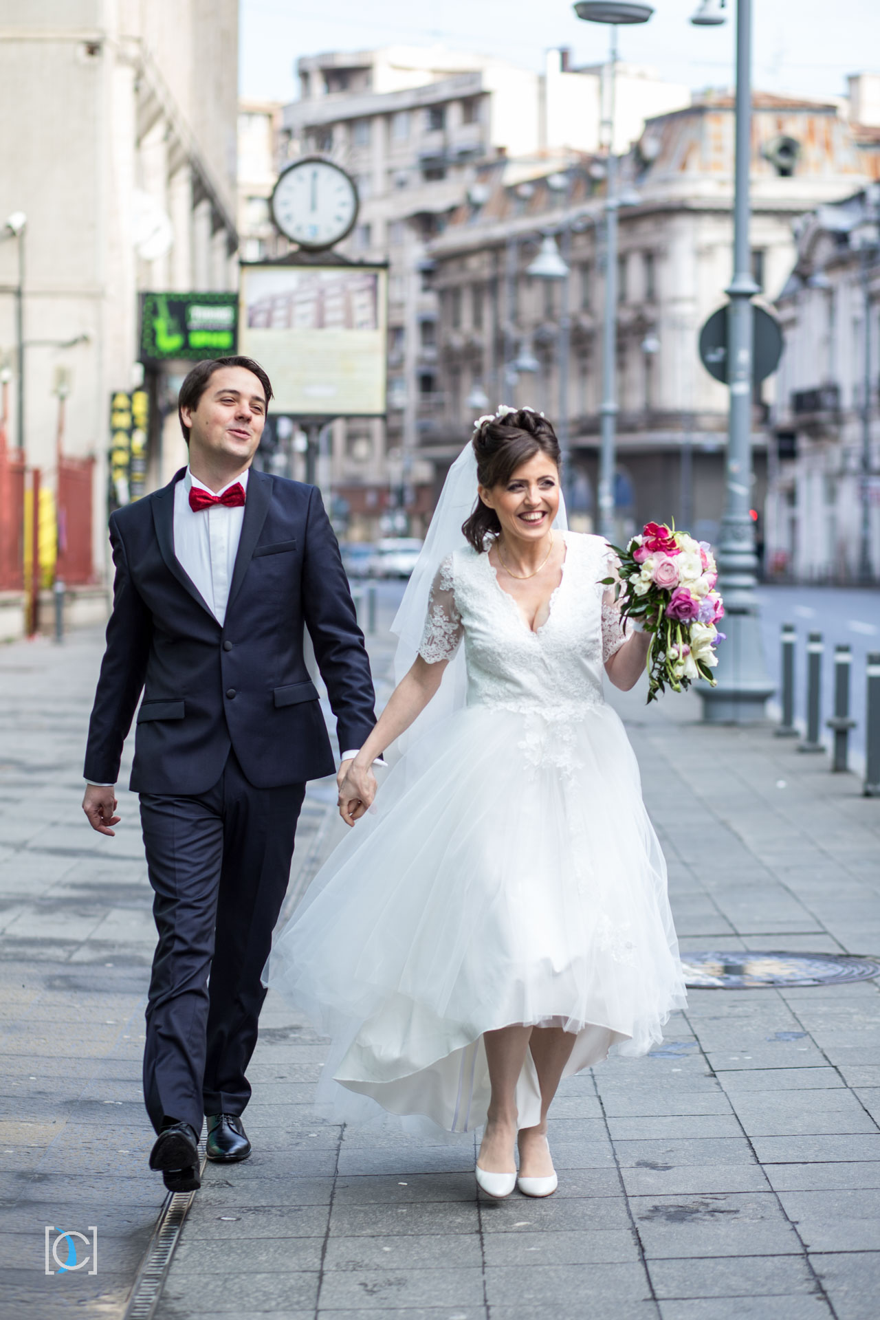 fotografii nunta vio si nic